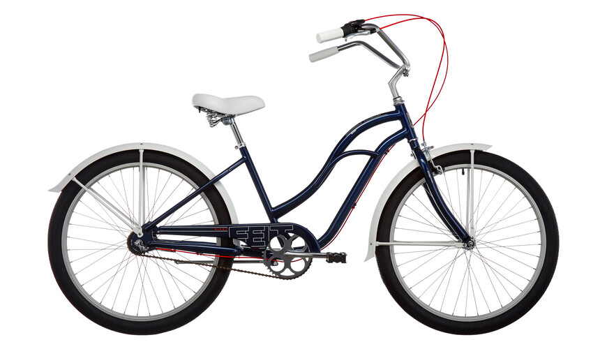 "Felt Cruiser Bixby Womans 26""/3-SP blau"